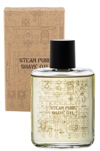 Olej do golenia STEAM PUNK SHAVE OIL 100 ml