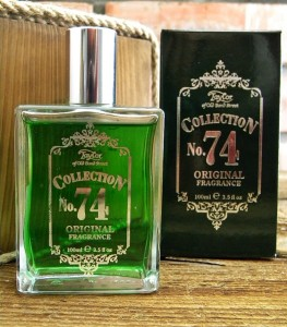 TAYLOR NO.74 ORIGINAL FRAGRANCE , woda toaletowa Taylor Of Old Bond Street 100 ml
