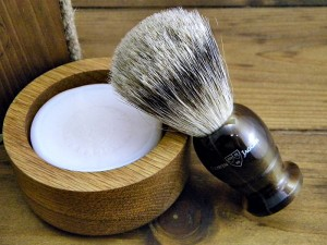 Pędzel do golenia Edwin Jagger 1EJ872 BEST BADGER