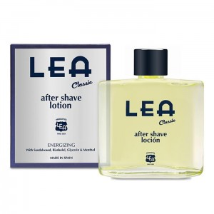 LEA CLASSIC after shave woda po goleniu 100 ml