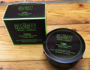 Krem do golenia Piccadilly Shaving Company Lime
