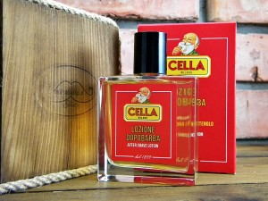 Cella woda po goleniu, after shave lotion  100ml