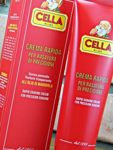 CELLA krem do szybkiego golenia - rapid shaving cream 150 ml