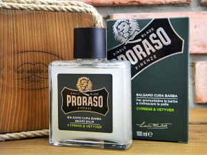 Balsam do brody Proraso CYPRESS & VETYVER 100 ml